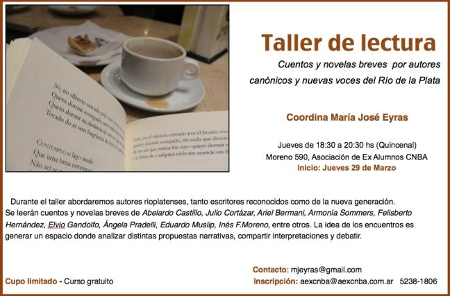 Encuentros de Lectura 2012