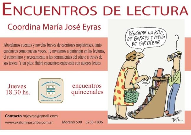 Encuentros de Lectura 2014