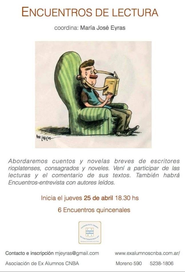 Encuentros de Lectura 2013